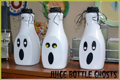Juice Bottle Ghost