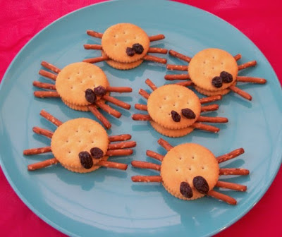 Spider Many Birthday Party Ideas With Fun Food