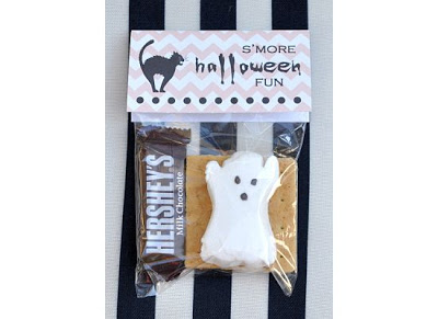 Spooky S'mores Treat Bag
