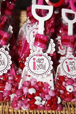 Shovel Valentines Day Gift
