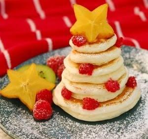 tree pancakes
