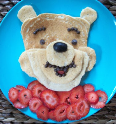 Winnie the Pooh Breakfast