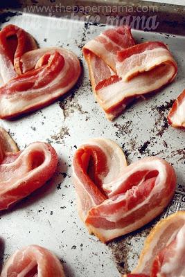 Bacon Hearts