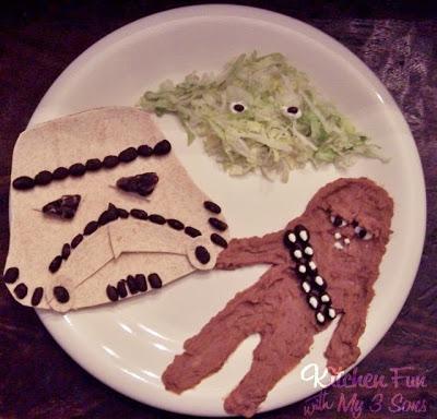 Star Wars Dinner