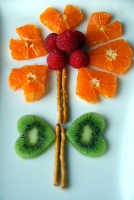 Fruit Snack Flower