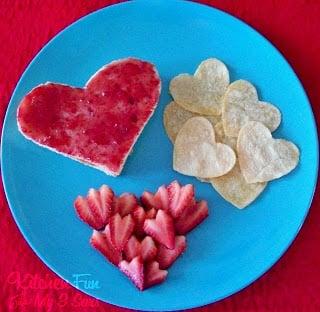 Valentine Love Lunch