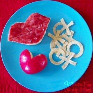 Valentine's Day Hugs & Kisses Lunch for Kids
