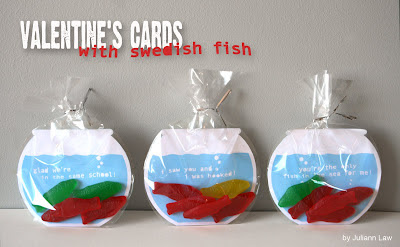Fish Valentines