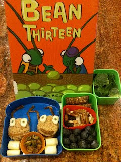 Story Book Lunches