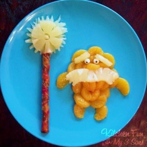 The Lorax Fruit Snack – Dr. Seuss