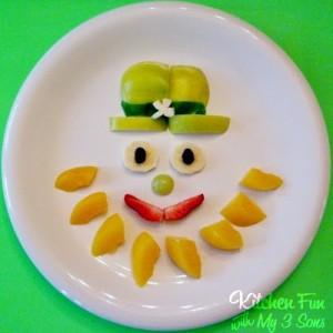 Leprechaun Fruit Snack