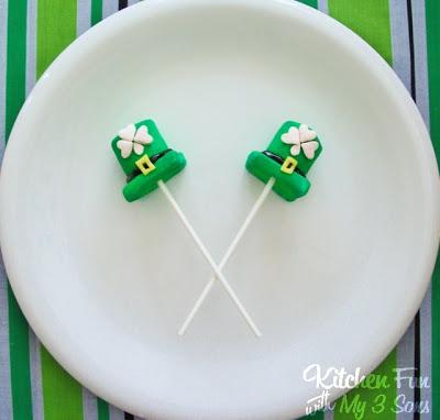 Leprechaun Pops