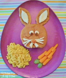 Bunny Burger Dinner