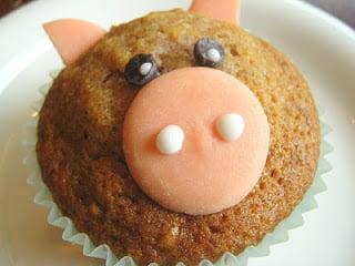 Animal Muffins
