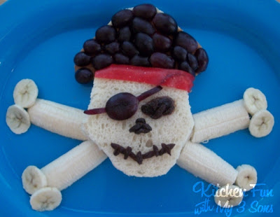 Pirate Lunch