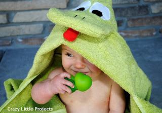 Frog Towel