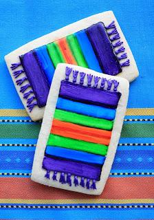 Mexican Blanket Cookies