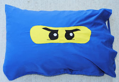 Ninjago Pillow