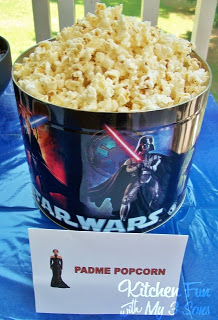 Padme Popcorn