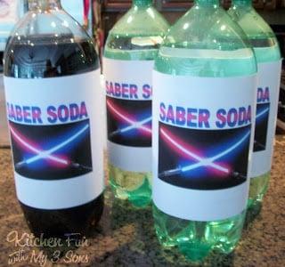 Saber Soda
