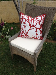 How to Sew a Outdoor Cushion