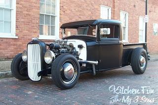 1933 truck