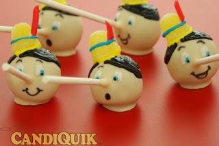 Pinocchio Pops