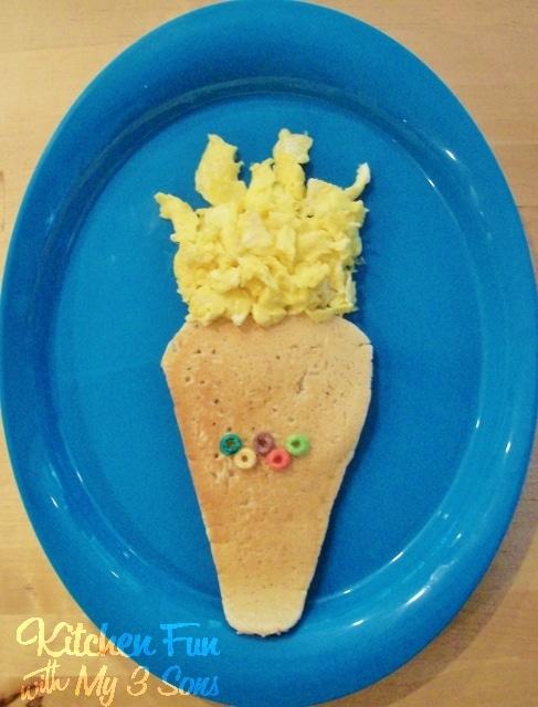 Olympic Torch Kids Breakfast