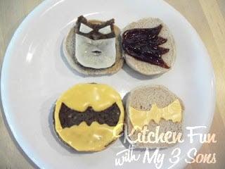 Batman Burgers