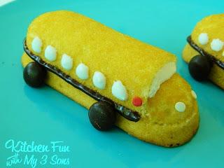 Twinkie Bus