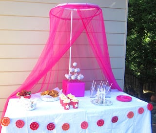 Simple Ideas for a Little Girls Party