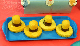 Yellow Hat Cakes