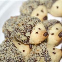 Hedgehog Cookies