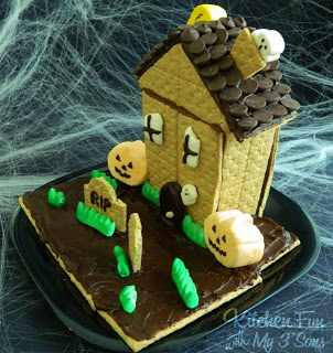 Haunted House S'mores