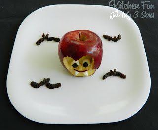 Dracula Fruit Snack