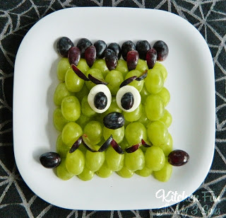 Frankenstein fruit
