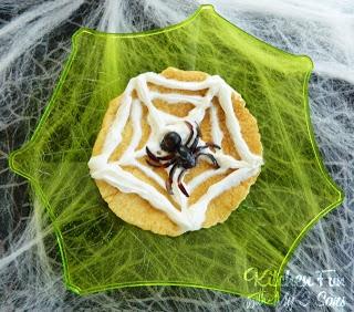 Spider Web Pancake
