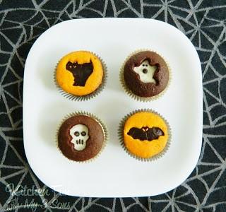 HalloweenCupcakesW2