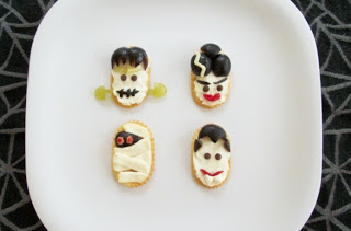 Classic Monster Cracker Snacks