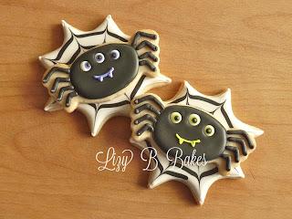 Spider & Web Cookies