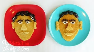 Presidential Election Pancakes