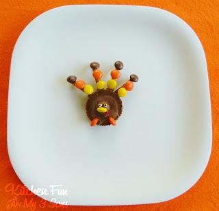 Reese's Peanut Butter Turkey