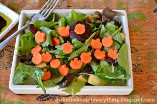 Pumpkin Carrots