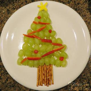 Grape Christmas Tree