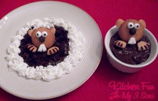 Groundhog Day Desserts