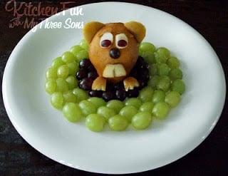 Groundhog Fruit Snack
