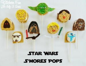 Star Wars S'mores…The Full Collection!