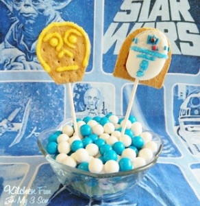 Star Wars S'mores…Day 4!