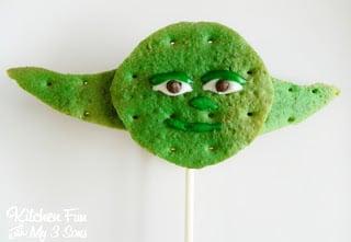 Yoda S'mores Pop