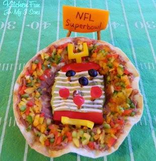 Super Bowl Taco Bowl